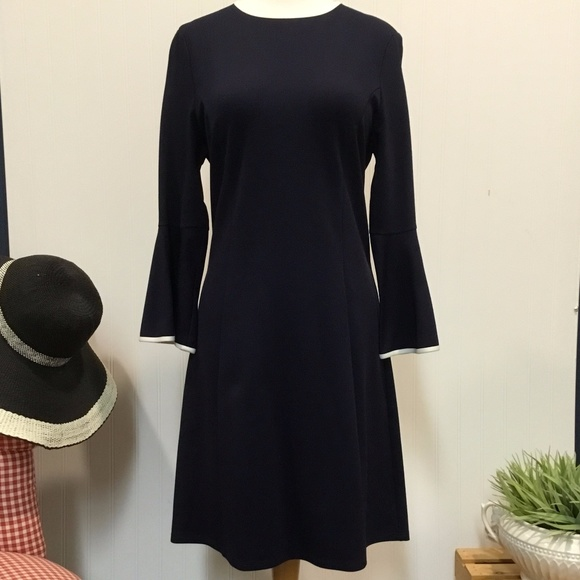 """Jude Connally """"Alice Solid"""" Dress"""